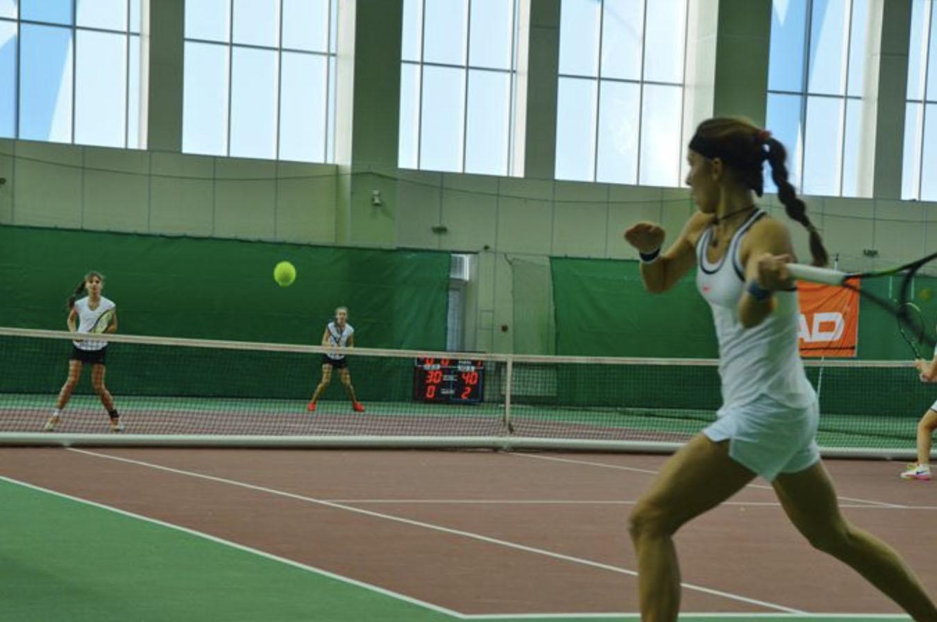 Tennis Europe Winter Cup U14 Qualifikation in Kazan (RUS